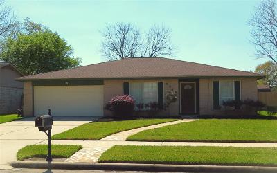 Deer Park Single Family Home For Sale: 2518 Live Oak Trail