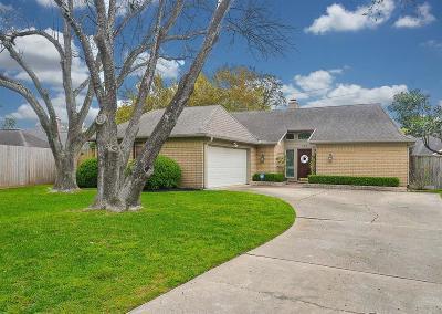 Katy Single Family Home For Sale: 539 Everington Drive