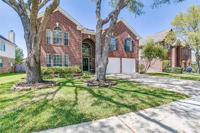 Pearland Single Family Home For Sale: 3130 Forrester Drive