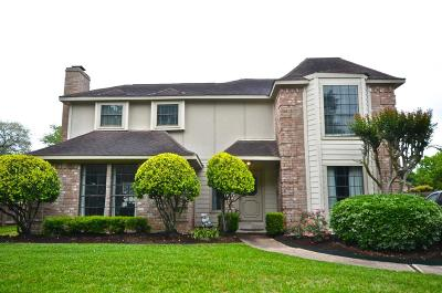 Missouri City Single Family Home For Sale: 2322 Deer Meadow Drive