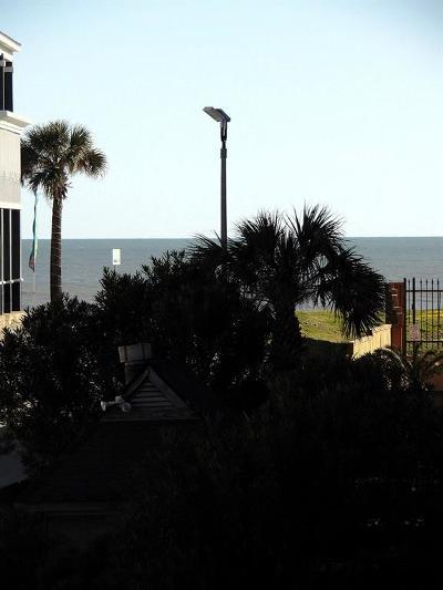 Galveston County Rental For Rent: 6300 Seawall Boulevard #3128