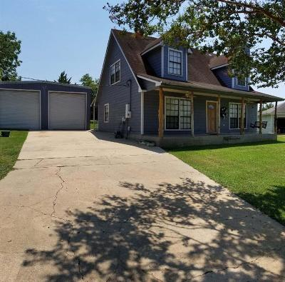 Willis Single Family Home For Sale: 12310 Lakeview Manor Drive