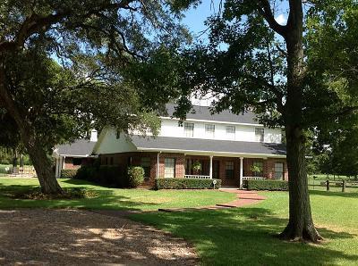 Wharton County Farm & Ranch For Sale: 606 Cr 174