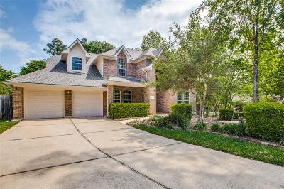 The Woodlands Single Family Home For Sale: 62 N Dulcet Hollow Circle
