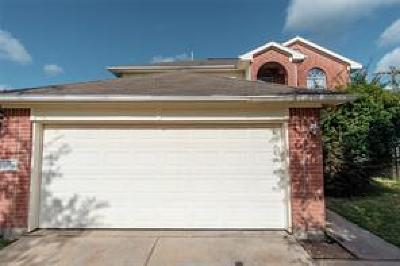 Katy Single Family Home For Sale: 1819 Strongs Court