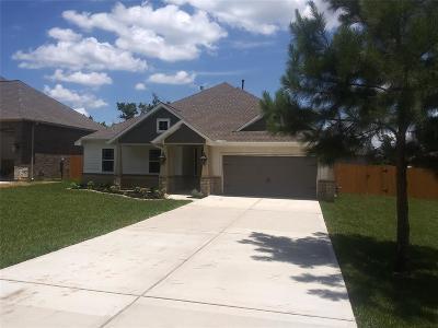 Magnolia Single Family Home For Sale: 31732 Johlke Lane