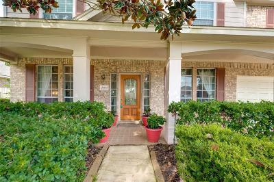 Katy Single Family Home For Sale: 2409 Deerfield Drive
