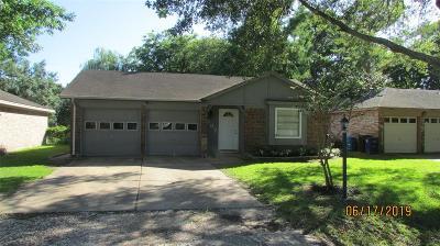 League City Single Family Home For Sale: 607 Reynolds Avenue
