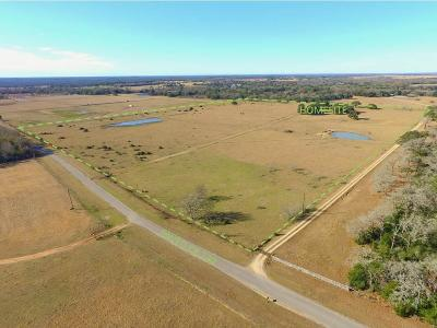Weimar Farm & Ranch For Sale: 55 Acres County Road 230