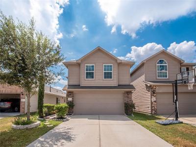 Houston Single Family Home For Sale: 14810 Swansea Harbor Lane
