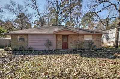 New Waverly Single Family Home Pending: 119 Pavey Circle