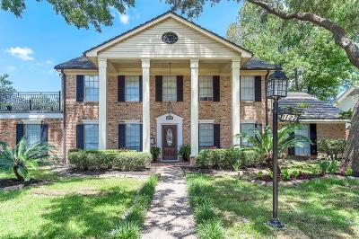 Houston Single Family Home For Sale: 1122 Cheshire Lane