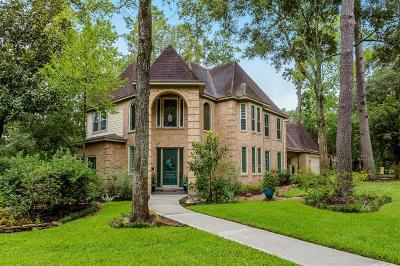 The Woodlands Single Family Home For Sale: 7 Russet Wood Court