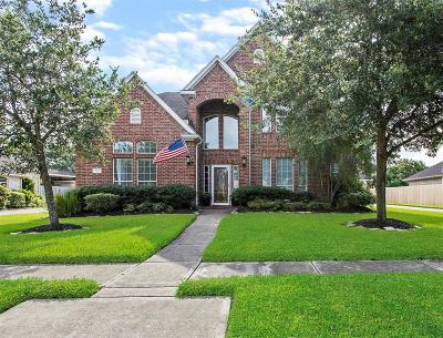 Pearland Single Family Home For Sale: 3211 Sagewood Court