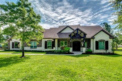Montgomery Single Family Home For Sale: 106 Lyndsey Drive