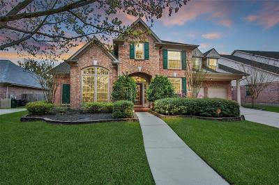 Kingwood Single Family Home For Sale: 2315 River Rock Trail