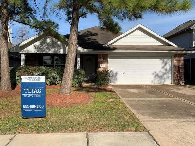 Cypress Single Family Home For Sale: 16323 Redbud Berry Lane