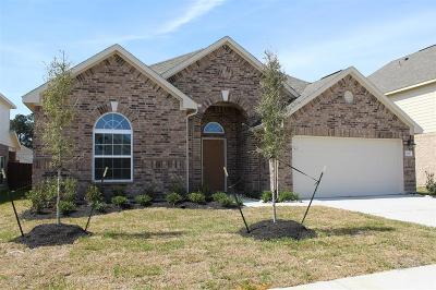Kingwood Single Family Home For Sale: 21387 Somerset Shores Crossing
