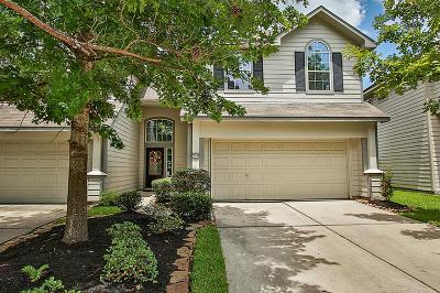 The Woodlands Condo/Townhouse For Sale: 38 E Burberry Circle