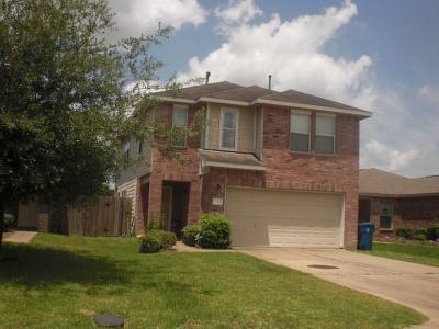 Hockley Single Family Home Pending: 17111 Hawks Landing Drive