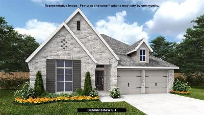 Tomball Single Family Home For Sale: 9410 Mont Ellie Lane