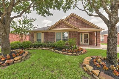 Richmond Single Family Home For Sale: 1522 Martin Lake Drive