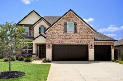 Pearland Single Family Home For Sale: 2010 Pleasant Springs Lane