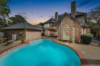 Katy Single Family Home For Sale: 22006 Castlewind Court