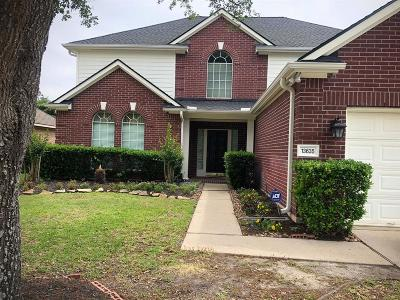 Houston Single Family Home For Sale: 13635 E Treebank Lane E
