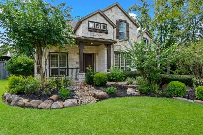 The Woodlands Single Family Home For Sale: 88 Acrewoods Place