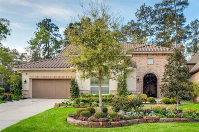 Tomball Single Family Home For Sale: 11 Woodglade Way
