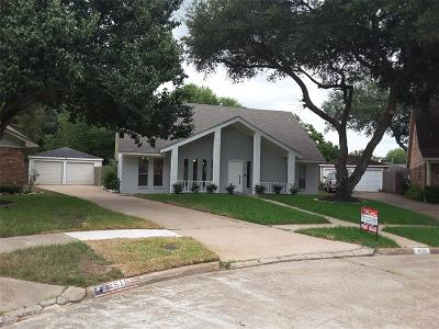 Katy Single Family Home For Sale: 523 Belwin Drive