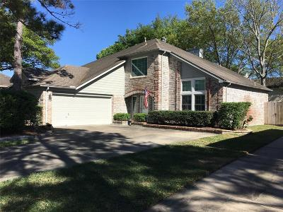Houston Single Family Home For Sale: 14911 Redwood Bend Trail