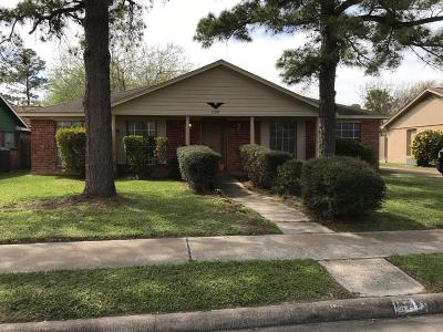 Houston Single Family Home For Sale: 11207 Broadsweep Drive