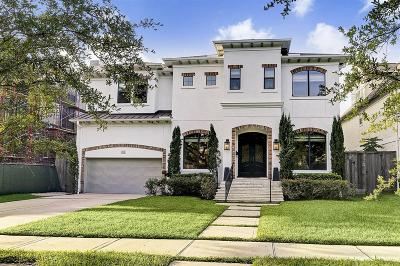 Bellaire Single Family Home For Sale: 4712 Willow Street