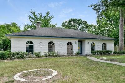 Cypress Single Family Home For Sale: 12718 Pleasant Grove Road