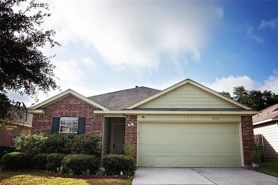 Conroe TX Single Family Home For Sale: $164,000