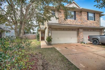 Dickinson, Friendswood Condo/Townhouse For Sale: 221 Drake Run Lane