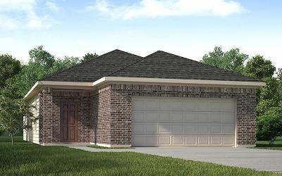 Houston TX Single Family Home For Sale: $174,385