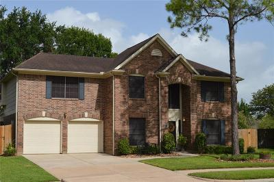 Friendswood Single Family Home For Sale: 2112 N Mission Circle