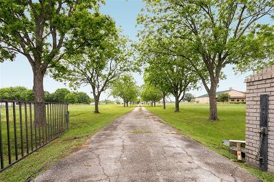 Fort Bend County Country Home/Acreage For Sale: 5331 Fm 762 Road