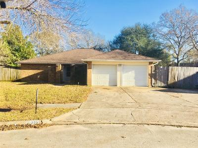 League City Single Family Home For Sale: 316 Thistlewood Court