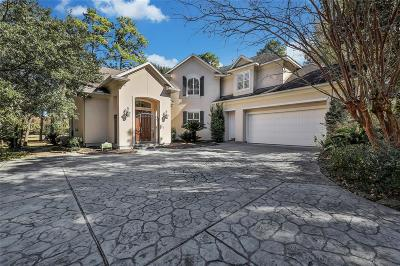 The Woodlands Single Family Home For Sale: 10814 Colony Wood Place
