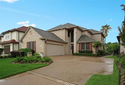 Harris County Single Family Home For Sale: 2026 Lakeside Landing