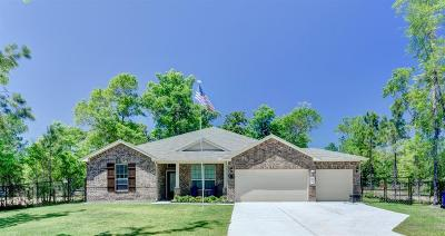 Conroe Single Family Home For Sale: 9134 Fallow Deer Drive