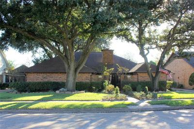 Pasadena Single Family Home For Sale: 4314 Colombia Drive