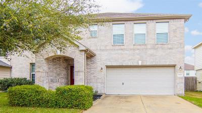 Cypress Single Family Home For Sale: 18122 Tawnas Way Lane