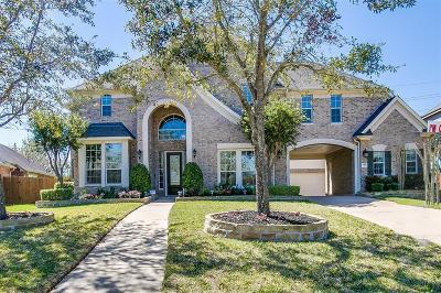 Missouri City Single Family Home For Sale: 8210 Bluebird Lane