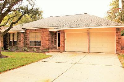 League City TX Single Family Home For Sale: $206,500