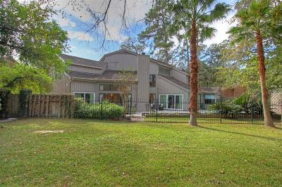 The Woodlands Single Family Home For Sale: 66 Lazy Lane